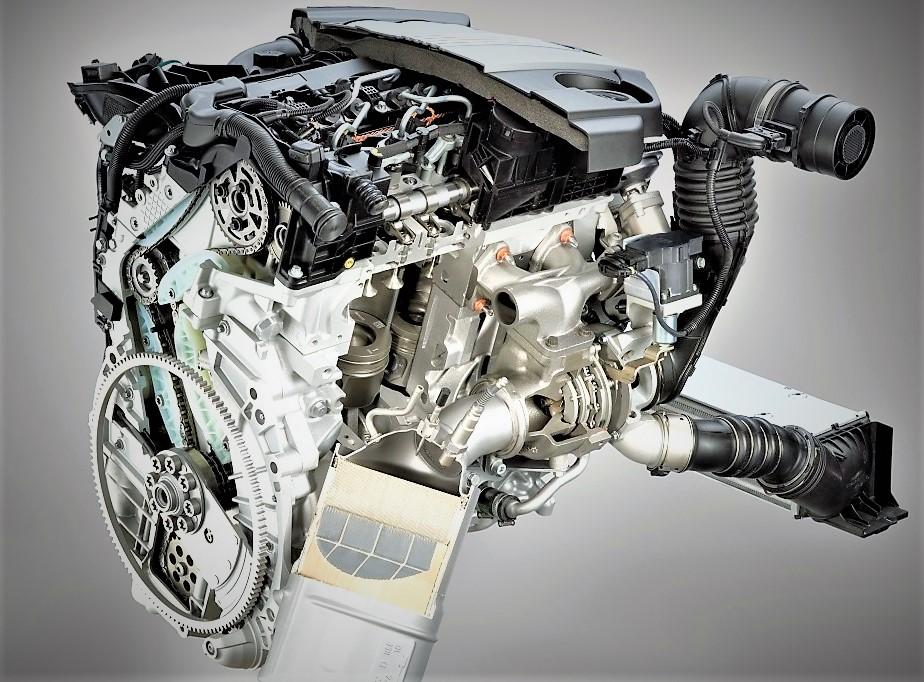 bmw silnik